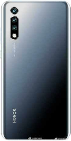Honor 20 Leaked Render Gives Us First Look at the Smartphone