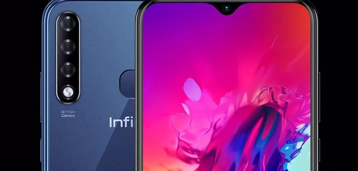 Infinix Smart 3 Plus Confirmed to Launch on April 23 with Triple Camera Setup