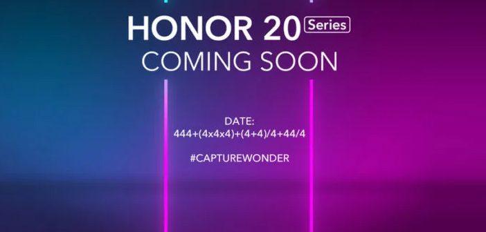 Leaked Honor 20 Pro Image Reveals Quad Camera Setup with Periscope Zoom