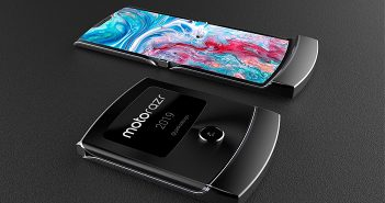 New Moto Razr 2019 Concept Render gives us a Look at the Design
