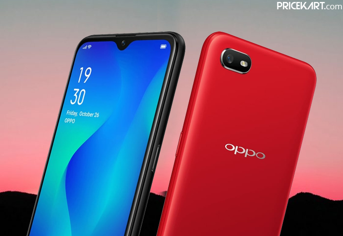 Oppo A1K Debuts in India with an Affordable Price Tag